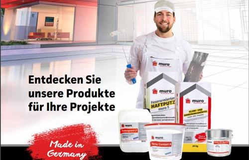 Entdecken Sie unsere Produkte
